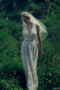 BHLDN Fall 2016 Wedding Dresses — Wild Serenity Campaign Shoot