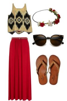 Berry Trendy: 5 Outfits to Wear to Coachella