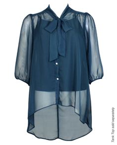 New Arrival Plus Size Fashions! $13 Chiffon Tunic. from www.JasmineUSAClothing.com Click Here: http://www.jasmineusaclothing.com/osc/products_new.php