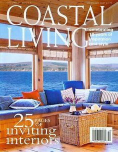 A Future California Vacation At Sea Mist Cottages Featured In Coastal Living