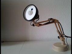 Adorable Robotic Pixar Lamp Recognizes Your Face | Make: