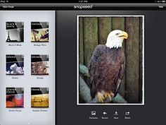 Snapseed by Nik Software is an impressive photo editing app for iOS (and now Android), which quickly topped the iTunes App Store sales charts after its release. Snapseed provides a number of useful image adjustments and high-quality photography effects.