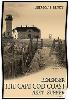 Remember Cape Cod