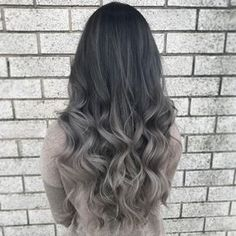 157 ľuďom sa to páči new hair colors, silver ombre hair, best ombre hair,. Silver Ombre Hair, Best Ombre Hair, Brown Ombre Hair, Ombre Hair Color, Braided Hairstyles, Cool Hairstyles, Balayage Hair, Hair Looks, Hair Trends