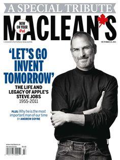 Steve Jobs Apple, Ronald Wayne, Steve Wozniak, Business Magazine, Apple Inc, Inspire Me, Letting Go, Sharon Stone, Let It Be