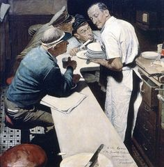 norman rockwell | Norman Rockwell (American, 1894-1978)