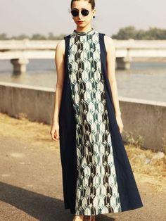 Shop for Designer Dresses, Accessories & More for Women, Men and Kids Angrakha Style, Long Kurtis, Kurti Patterns, Indian Designer Wear, Ethnic Fashion, Indian Dresses, Indian Wear, I Dress, Designer Dresses
