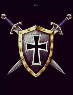 Pick a Weapon! Types Of Angels, Archangel Tattoo, Shield Tattoo, Christian Warrior, Lion Wallpaper, Cross Tattoo Designs, Knight Art, Medieval Weapons, Game Of Thrones Art