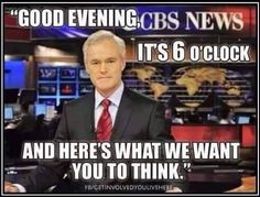 MSM! Where have all the professional journalist gone? Now we just have bought and paid for media. Bastards....