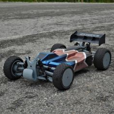 Lynx - Fully buggy by tahustvedt - Thingiverse Impression 3d, Rc Chassis, Diy 3d Drucker, Fix Upper, Rc Controller, Off Road Buggy, Rc Car Parts, Stainless Steel Rod, 3d Prints