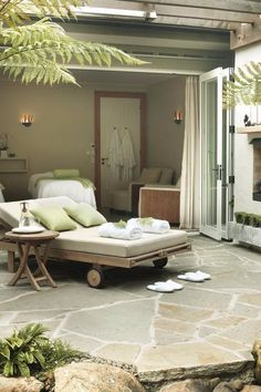 Relax at the full-service spa, where you can enjoy massages, body treatments, and facials. Kauri Cliffs (Matauri Bay, New Zealand) - Jetsetter
