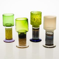 Glass Design, Design Art, Drinking Glass, Nordic Design, Bukowski, Finland, Modern Contemporary, Scandinavian, Glass Art