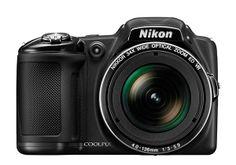 Nikon presenta sus nuevas Cámaras Fotográficas CoolPix L830 y L330