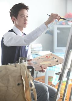 5urprise Gong Myung in After School Bokbulbok