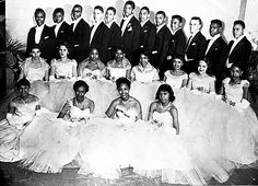 I was a debutante in Jackson, Ms my junior year in high school. It is big in the south .