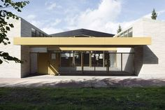 Gallery of School Extension La Fontaine / LT2A - 3