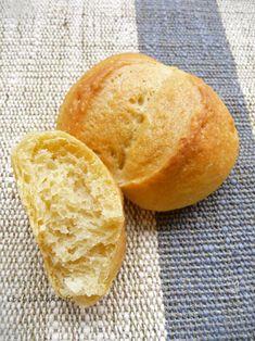 Petits pains à la farine de maïs | La cocinera loca
