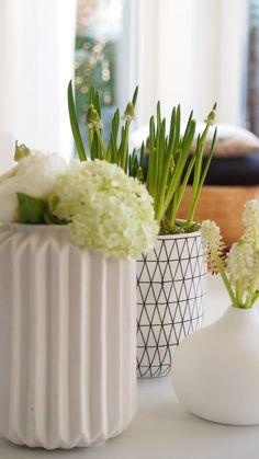 ... Yippiiiiii.... Ich hab` es... #interior #einrichtung #einrichtungsideen #blumen #deko #decoration #dekoration #flowers #tischdeko #weiß #white Foto: Worta