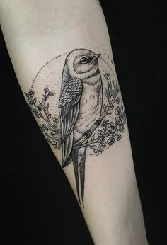 Bird tattoo - 50 Lovely Bird Tattoo Designs