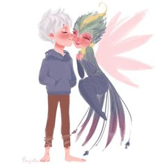 Jack Frost and Tooth