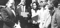 50 years ago today: Civil Rights march broken up in Selma, Alabama, by state troopers. Long before Dr. King arrive, Diane Nash was there.
