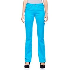 Hot in Hollywood Baby Bell Butter Jeans at HSN.com. #HSN #FallFashion Love these jeans, so cute and look comfortable as well.