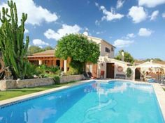 Villa rústica para 7 personas. En las afueras de la localidad de Alcudia, Mallorca.