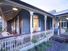 Image result for internal entry for old queenslander home