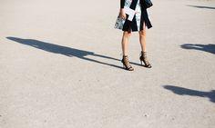 Paris Fashion Week cierra sus puertas y nos deja unos de los street style más evocadores que existen.