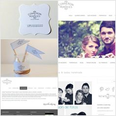 Branding y Web: Comieron Perdices