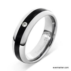 Wanna try this Titanium Steel Ring?