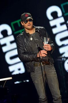 eric church: 7 nominations for the ACM's! My man rocks