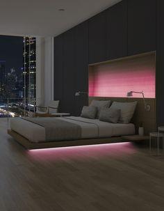 Luxury Bedroom Design, Home Room Design, Master Bedroom Design, Dream Home Design, Black Bedroom Design, Modern Luxury Bedroom, Interior Design, Bedroom Setup, Room Ideas Bedroom
