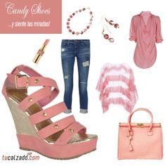 #Calzados #Sandalias #Plataformas #Moda #Tendencias