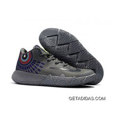 aa787afaa47 Nike Kyrie 4 Grey Basketball Shoes Super Deals Suv Trucks