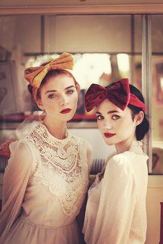Velvet Bow Headband, Velvet Headband- IN 16 COLOURS – Beauxoxo- Handmade, Hair Accessories