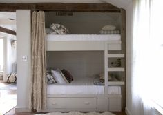 Guest-house bunk beds by Jersey Ice Cream Co.