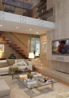 How To Create The Perfect Industrial Bedroom Design Home Stairs Design, Dream Home Design, My Dream Home, Dream House Interior, Luxury Homes Dream Houses, Home Interior Design, Bungalow House Design, Modern House Design, Home Deco