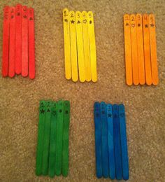 The Teacher Garden: Grouping Students {The Quick  Easy Way}