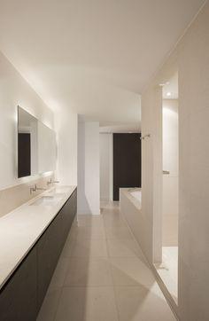 #salle de bain minimaliste #moderne et #design