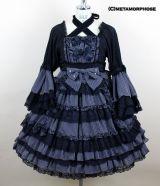 Cinderella~小さなガラスの靴~ミニジャンパースカート   metamorphose temps de fille - gothic & lolita fashion in Japan