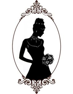 Vintage Silhouettes - Google Search