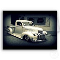 48? Chevy Truck.
