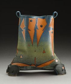 Nick Joerling pottery. Take a fine arts workshop at CMA! http://www.cullowheemountainarts.org