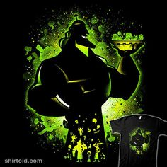 More Broccoli | Shirtoid #alemaglia #broccoli #film #kronk #movies #theemperorsnewgroove