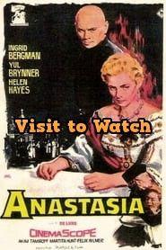 Hd Anastasia 1956 Pelicula Completa En Español Latino Affiche Film Affiche Cinéma Affiche De Film