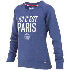 SWEAT PSG ICI C'EST PARIS - WOMEN