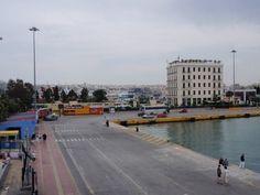 Port of Piraeus.