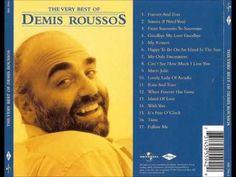 Demis Roussos - Greatest Hits 1971-1980 (Full Album) - YouTube