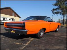 1968 Plymouth Road Runner  383 CI, Automatic